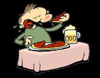 Ruokahaaveilua ja suunnitelmia