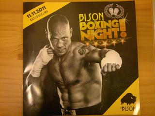 Bison Boxing Night