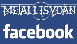 Metallisydän blogi Facebookissa + paita-arvontaa!
