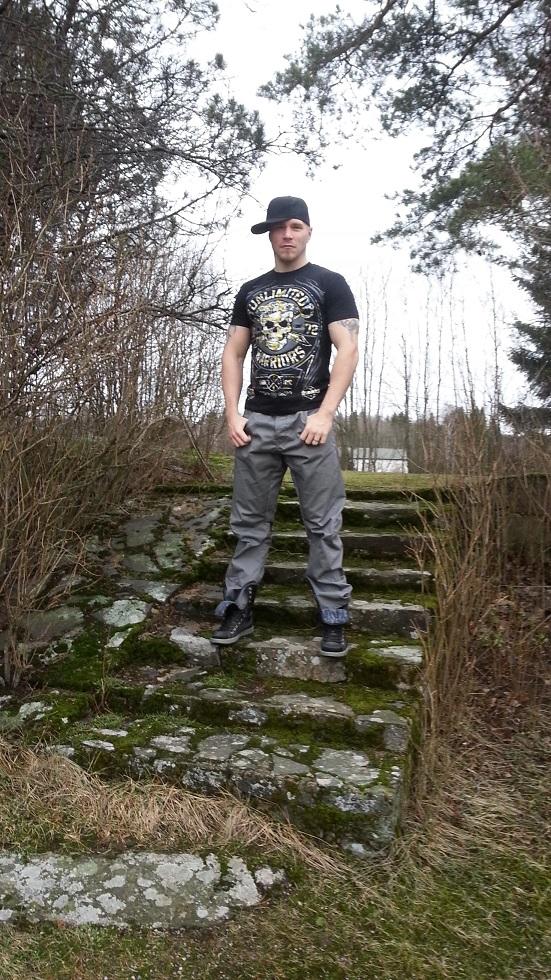 Metallisydän muodin huipulla – Ecko MMA Warriors Limited