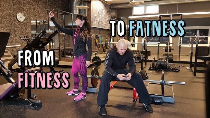 From fitness to fatness