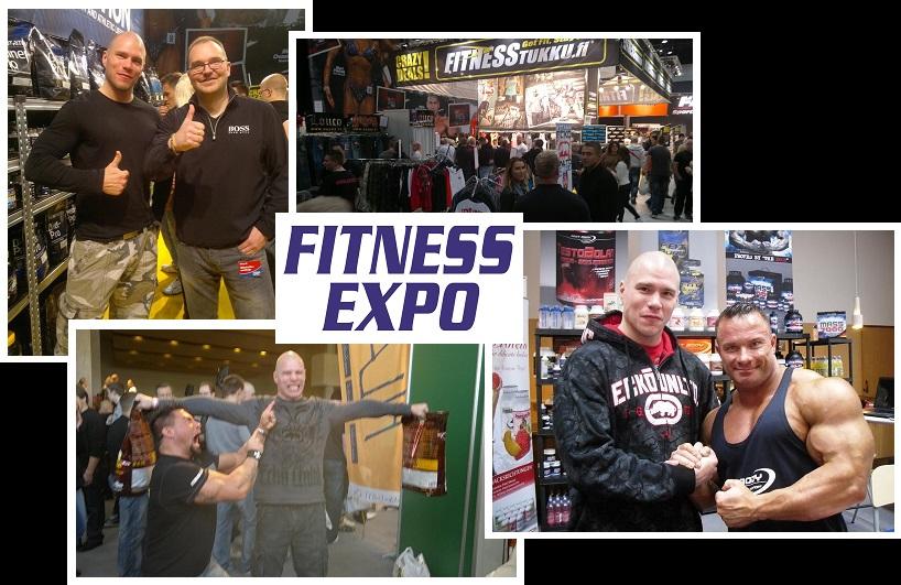 Muistoja Fitness-Exposta vuosien varrelta