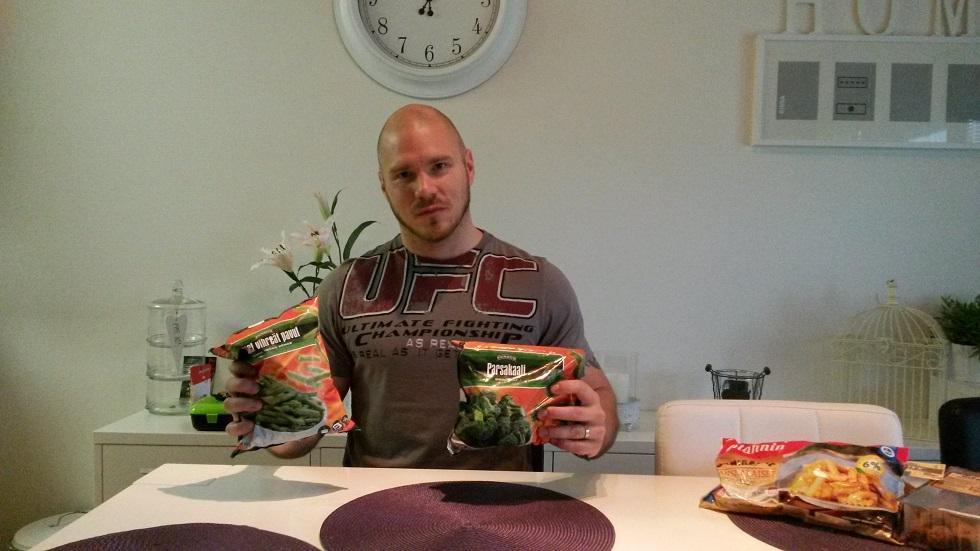 Fitness-bloggarin monipuolinen ruokavalio
