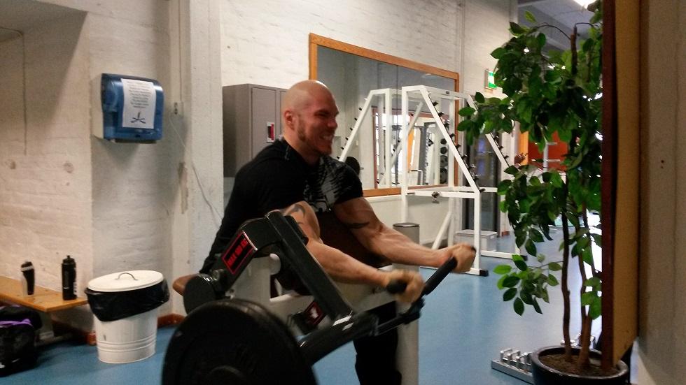 Biceps training 1