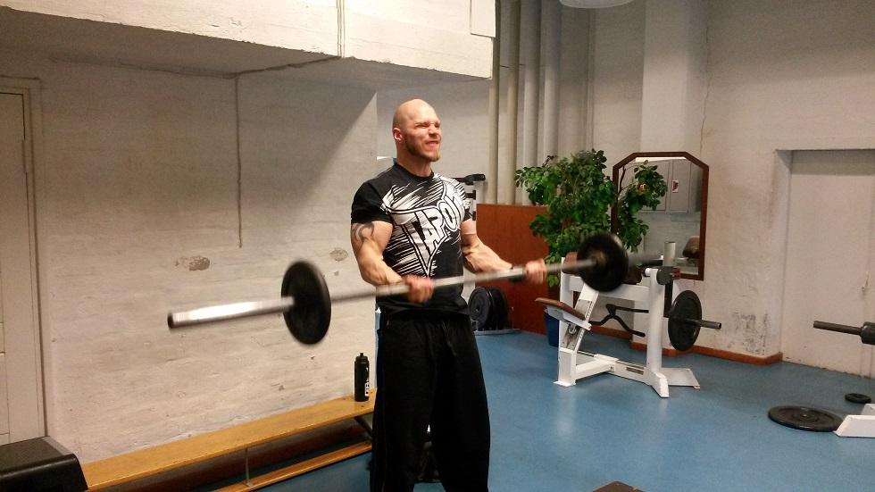 Biceps training 3