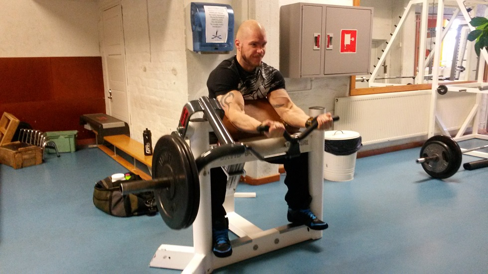 Biceps training 4
