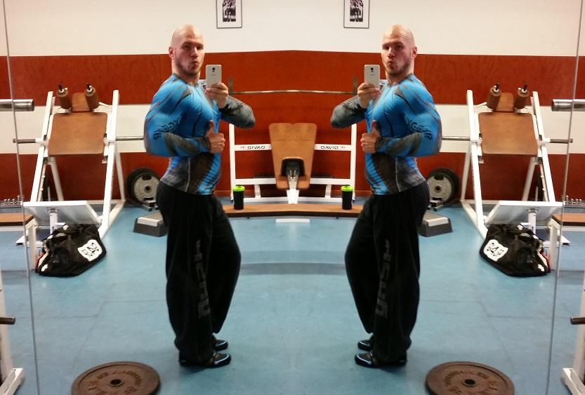 Fitness-bloggari tässä taas hei!