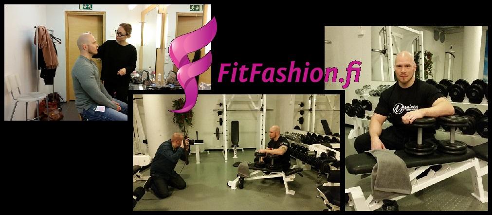 FitFashion mainoskuvaukset – Behind the scenes!