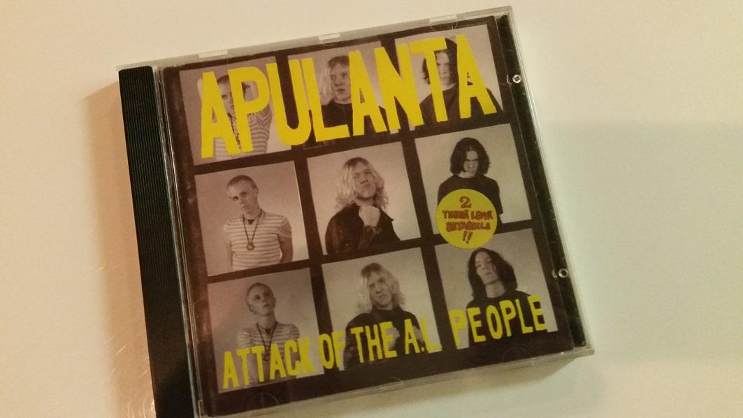 Apulanta attack of the al people