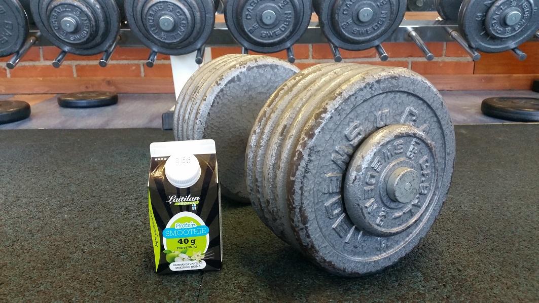 Laitila proegg protein smoothie