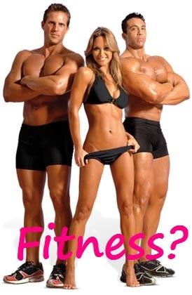 Mitä on fitness?