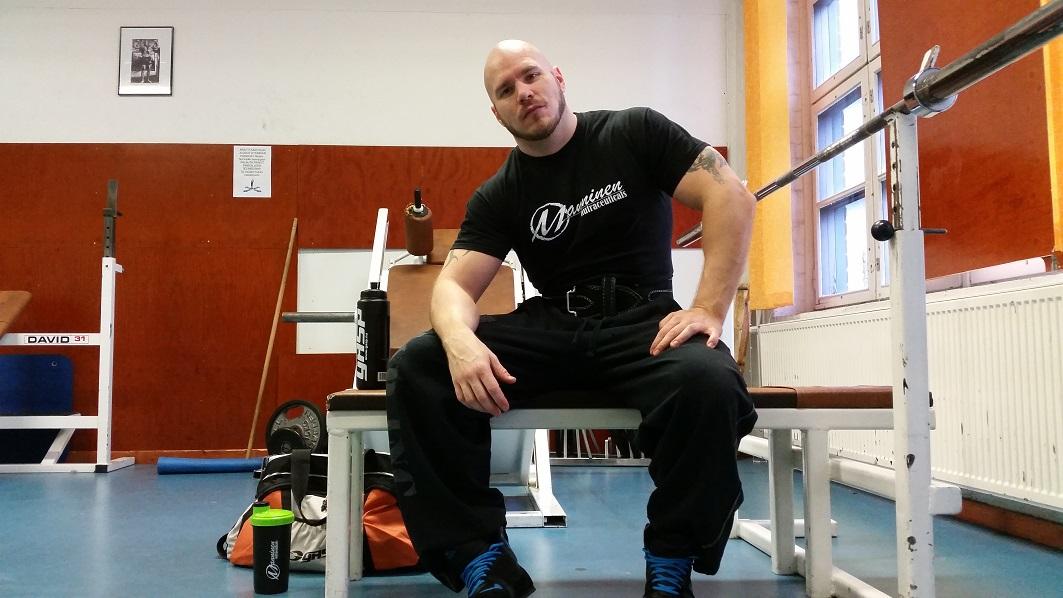 Treeniohjelmat ja treenijaot: 3-jakoinen treeniohjelma