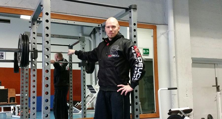 Treeniohjelmat ja treenijaot: 1-jakoinen treeniohjelma