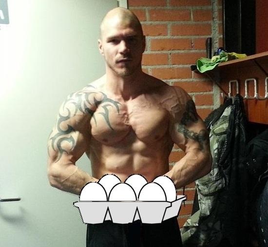 Miten tehdä munaa Iso
