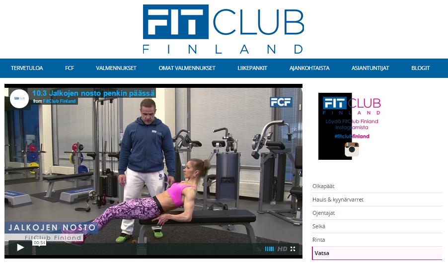 FitClub Finlandin syksy, lisää Mannisen aletuotteita ja Metallisydän arvonnan tulos!
