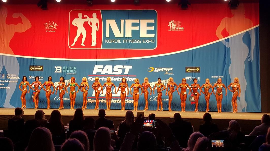 Nordic Fitness Expo! (Vol 3. – Sunnuntain fiilistelyt ja yhteenveto)