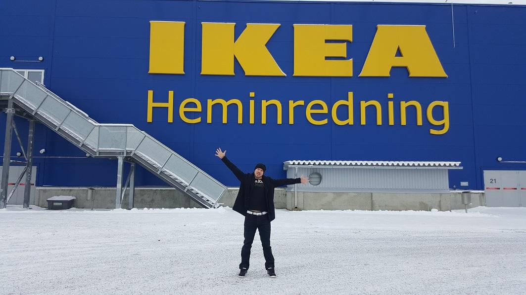 Parisuhdepäivä – Laatuaikaa Ikeassa!