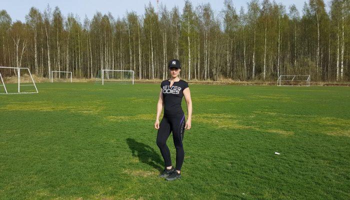 Nauti kesästä, treenaa ulkona!