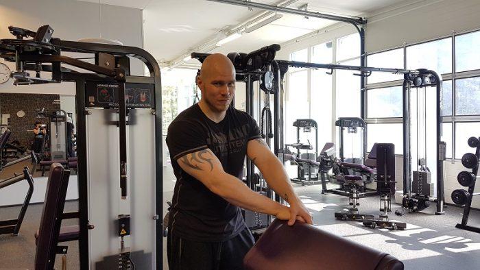 Helppo testi: Oletko intohimoinen treenaaja vai täysi sekopää?