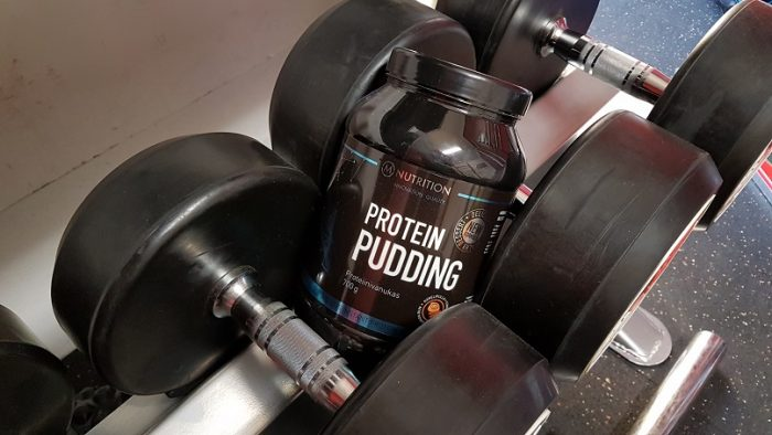 Ultimaattinen proteiiniherkku Protein Pudding!