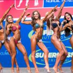 Kilpaileminen fitness-lajeissa- pelkkää pyllistelyä ja pullistelua?
