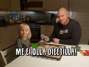 dieetillä