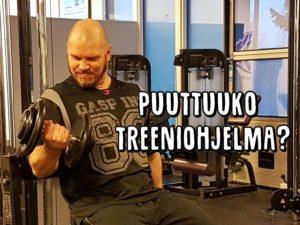 treeniohjelma
