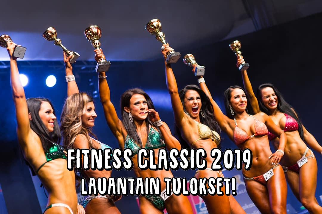 Fitness Classic Tulokset