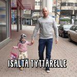 Isältä tyttärelle