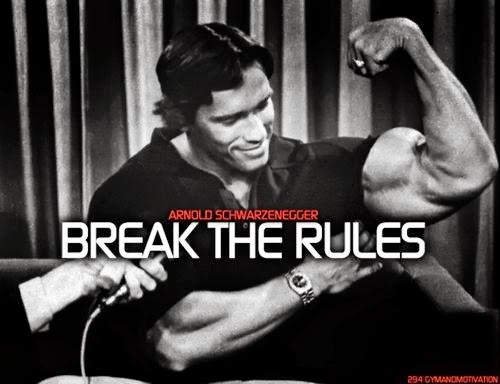 Break the Rules – Riko sääntöjä