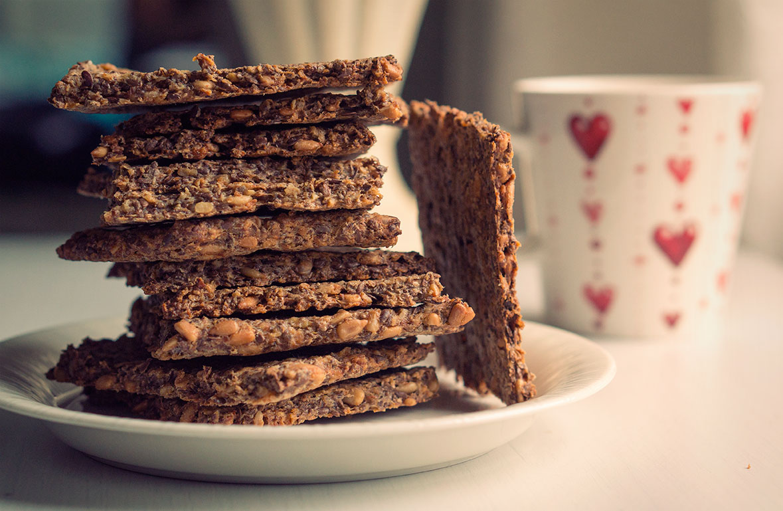 Omatekoinen näkkileipä – resepti