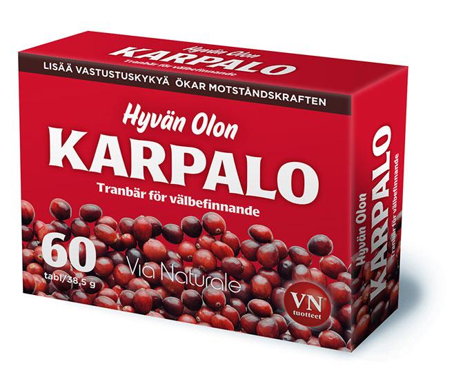 HyvänOlon_Karpalo