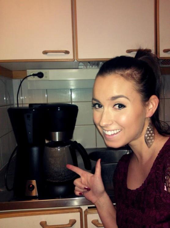 Legendaarinen hetki, kun keitin elämäni ensimmäisen kerran itselleni kahvia!