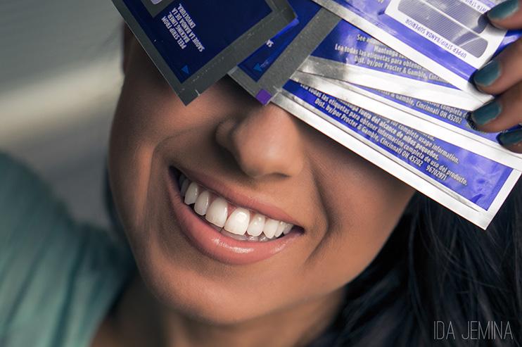 hampaidenvalkaisu KOTONA