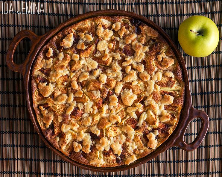 Maailman paras omenapiirakka – katso salaisuuteni täydelliseen mehukkuuteen