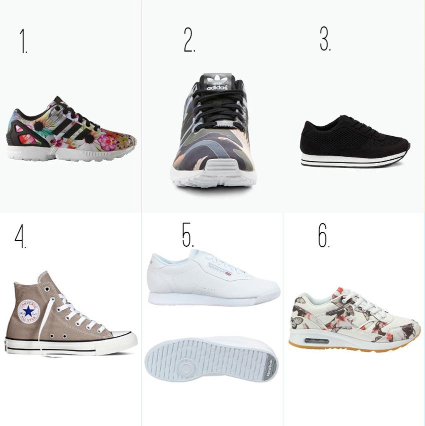 Minkälaiset kengät kuvaavat persoonaasi?