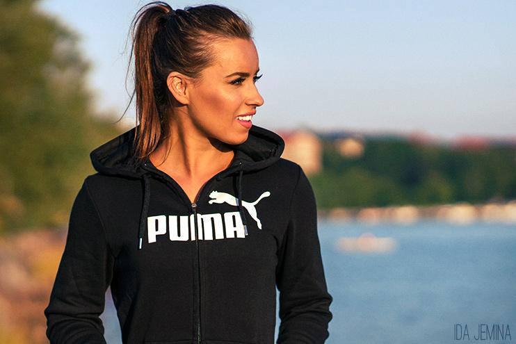 Puma-huppis