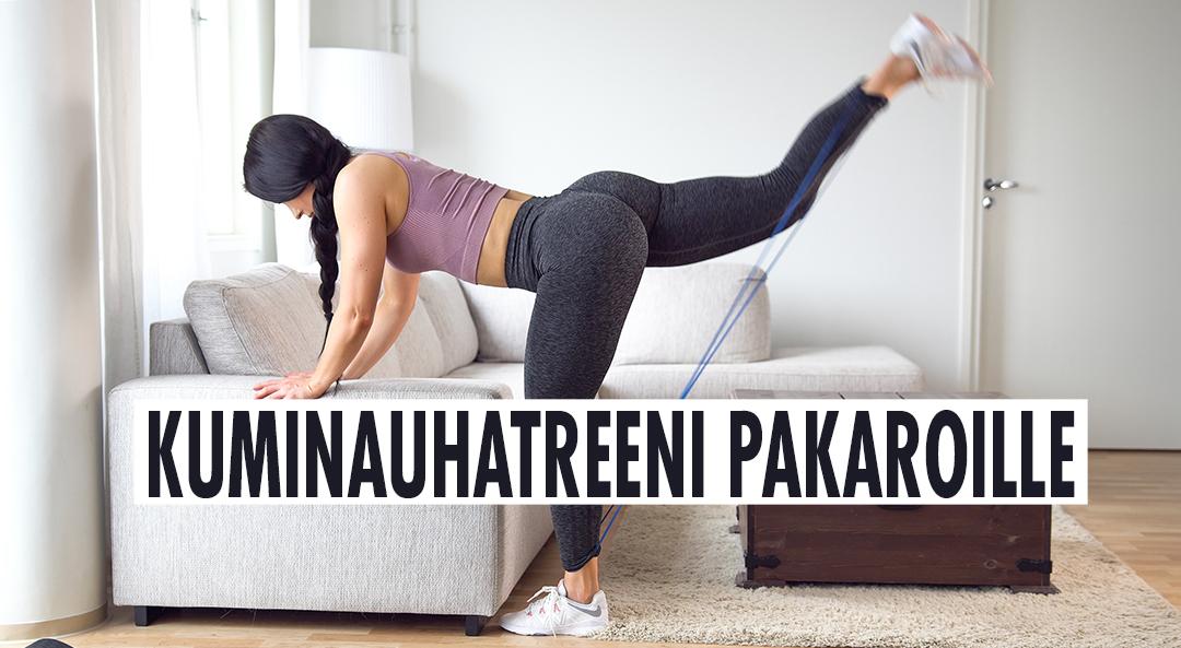 KUMINAUHATREENI PAKAROILLE LÄHTEE TÄSTÄ!