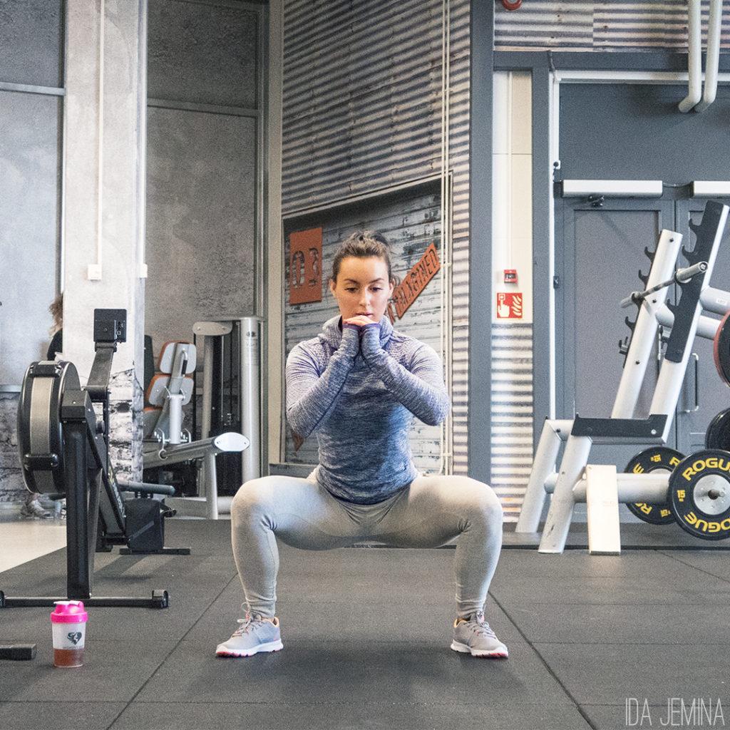 fitness myytti