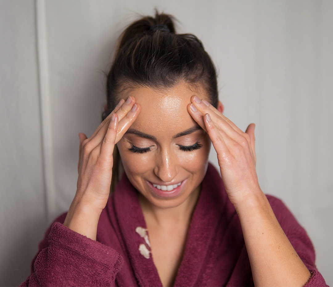 DIY kasvojenpuhdistusaine
