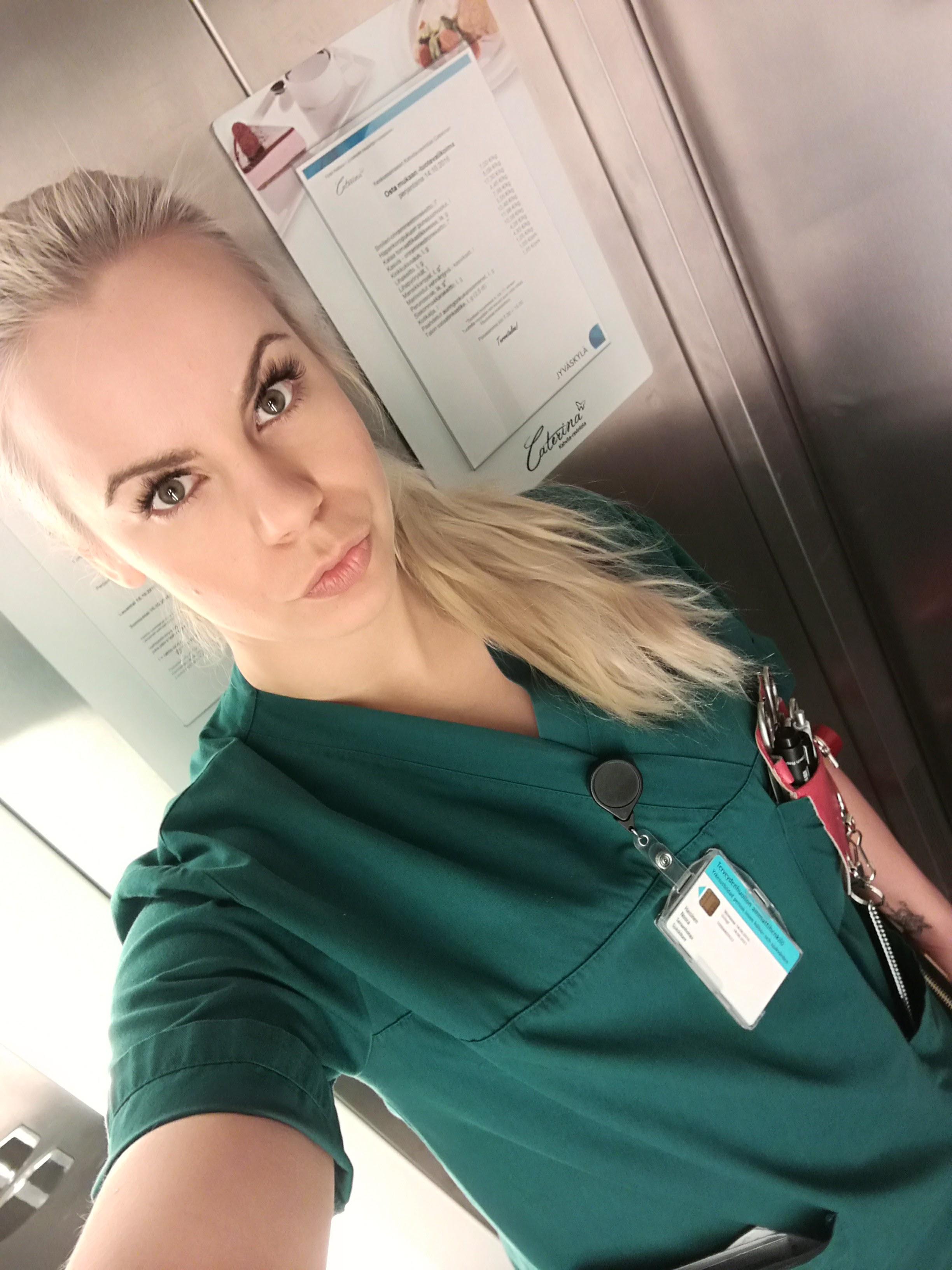 Sairaanhoitajan Työ