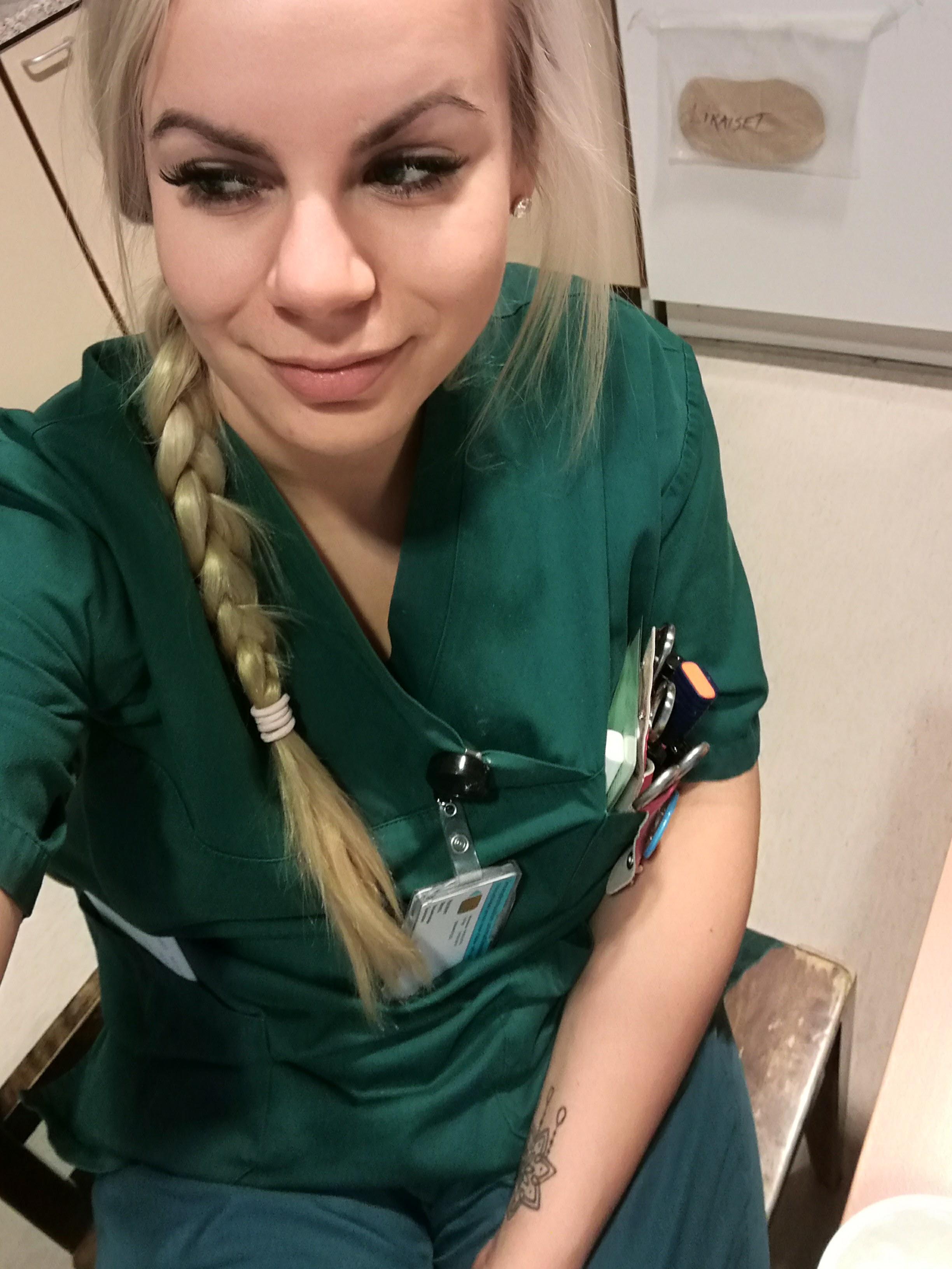 Arvostaako sairaanhoitaja toista sairaanhoitajaa?