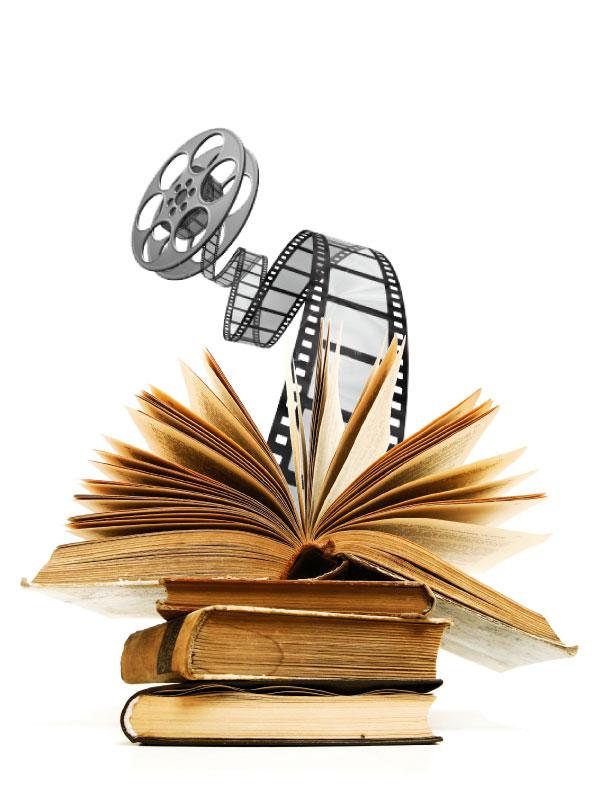 Leffailuja ja kirjoja vuonna 2014