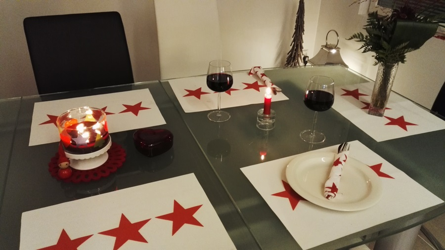 Mitäs uuden vuoden pöytään?