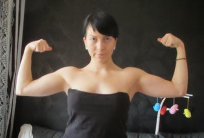 Inbody -Kehonkoostumus 6kk synnytyksen jälkeen
