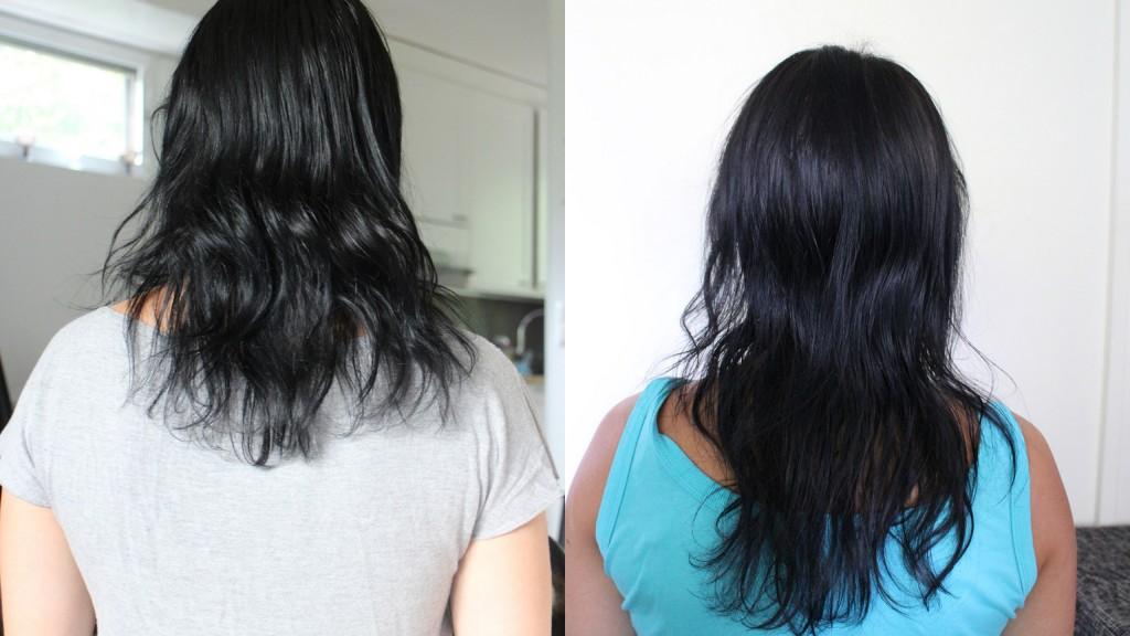 Hairbell shampoon TULOKSET