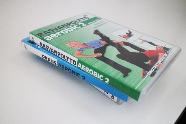 KOTIJUMPPA DVD-ARVONTA!