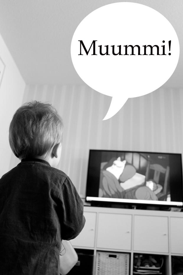 Ei niin täydelliset Blogiäidit- Lapseni tuijottaa telkkaria