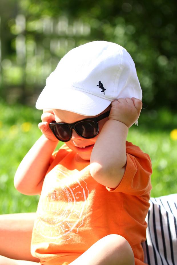Lapsen yksityisyys Blogissa