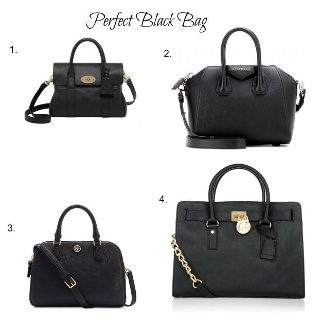 WANTED: Perfect Black Bag